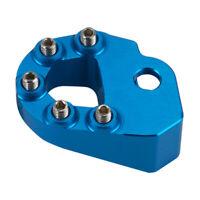 Breite Bremse Fußrasten Fußstütze Pedale Für Yamaha XT225 XT250 XT350 XT550 600