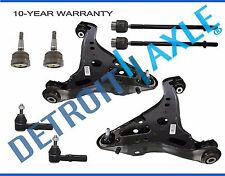NEW 8pc Complete Front Suspension Kit for 2007-2010 Ford Explorer Sport Trac