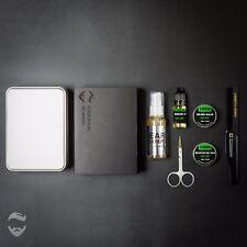 8pc Beard grooming kit Sweet Mint beard balm,Beard comb, beard oil,moustache wax