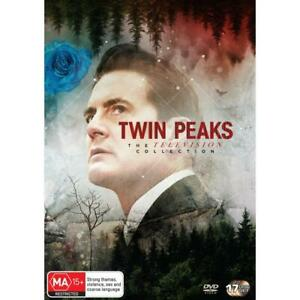 Twin Peaks: The Television Collection DVD | David Lynch's | 17 Discs | Region 4