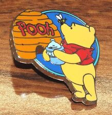 "Disney Winnie the Pooh ""Pooh"" Bee Hive Nest Collectible Pin / Brooch / Lapel!"