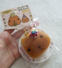 Kapibarasan stacked pancakes tagged squishy