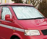 Thermomatte Heckklappe für VW T5 - mit Komfortverkleidung