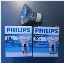 1 X Philips Halogen 50W GU10  36 angle cover 230V