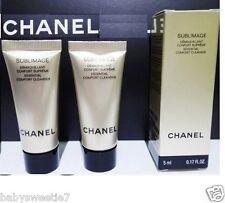 Chanel Sublimage Comfort Supreme Essential Cleanser 5ml x 2 = 10ml NIB