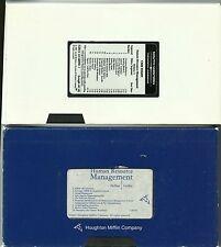 Human Resource Management  VHS