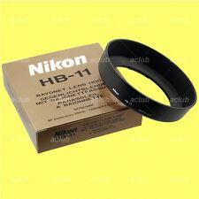 Genuine Nikon HB-11 Bayonet Lens Hood AF 24-120mm f/3.5-5.6D IF