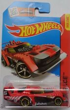 2015 Hot Wheels HW RACE Two Timer 177/250 (Red Version)(Int. Card)