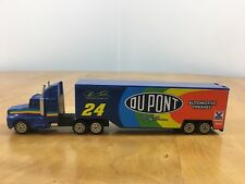 Racing Champions 1992 Dupont Hauler Truck #24 Jeff Gordon - 1:64 Scale Pre-Owned