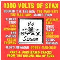Various Artists - 1000 Volts of Stax / Various [New CD] UK - Import