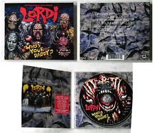 Lordi who's Your Daddy?... Package Numérique CD TOP