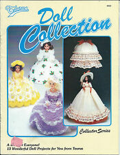 Vintage Taurus Doll & Clothing Collection 13 Projects Using Ribbon Glue Chenille