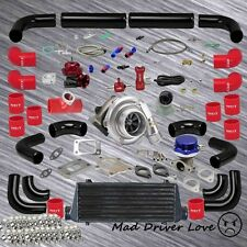 UNIVERSAL T3/T4 TURBO INTERCOOLER PIPING KIT IDEAL FOR 1.6L 1.8L 2.0L 2.2L 2.3L