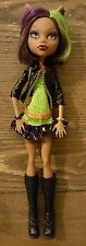 Monster High Scaremester Clawdeen Wolf Doll Mattel Discontinued With Fashion
