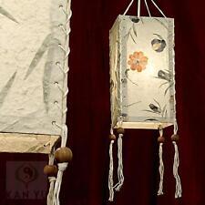 Lampenschirme aus Papier fürs Esszimmer