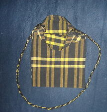 #009  Beautiful Vintage Hand-Woven Bag