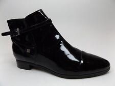Ivanka Trump Meria Patent Leather Womens Ankle Boots SZ 8.5 M, NEW, D13199