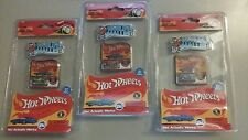 Hot Wheels WORLD'S SMALLEST SET OF 3 BONE SHAKER/RODGER DODGER/TWIN MILL