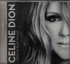 Celine Dion-Loved Me Back To Life Promo cd single