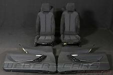 orig BMW 1er F21 M Technik 135i Alcantara Leder Sport Innenausstattung M seats