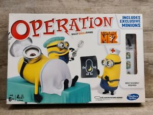 Operation - Despicable Me 2 - Silly Skill Game - Hasbro Gaming