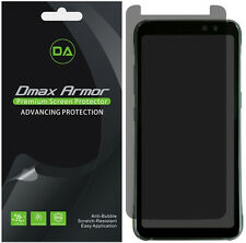 2-Pack Dmax Armor Privacy Anti-Spy Screen Protector for Galaxy S8 Active