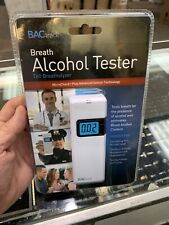BACtrack Breath Alcohol Tester - T60 Breathalyzer - NEW