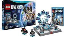 Lego DIMENSIONS Starter Pack 71174 Nintendo Wii U MISB sealed