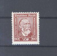 Dt. Reich Mi.Nr. 362y, 60 Pfg Stephan 1924 mit y Papier ** (32766)