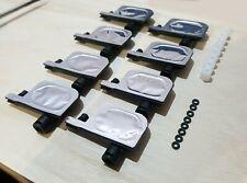 Epson DX3 / DX4 / DX5 Printhead Ink UV Damper 8pcs + 8Oring + 8Connecting Screw