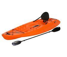 "Lifetime Hydros 8'5"" Sit-On-Top Kayak Orange"