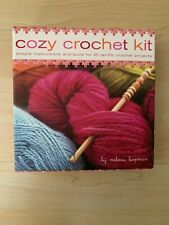 Cozy Crochet Kit New!