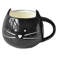Coffee Cup Cat Animal Milk Ceramic Lovers Mug Cute Birthday Christmas Gift HY