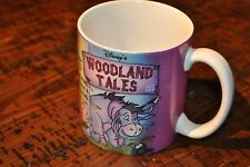 EYORE EEYORE WINNIE THE POOH WOODLAND NO CHIPS OR STAINS COFFEE CUP MUG DISNEY