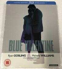 Blue Valentine Steelbook - UK Exclusive Very Limited Edition Blu-Ray