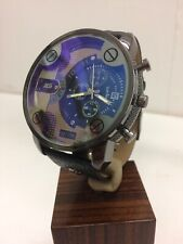0Z7258 Gents Overaize Steampunk Style Quartz Watch