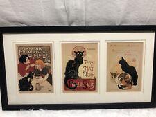 A la Bodiniere Poster Fine Art Lithograph 5x7 Prints Of 3 Classics By TA Steinl