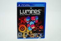 Lumines Electronic Symphony: Playstation Vita