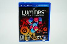 Lumines Electronic Symphony: Playstation Vita