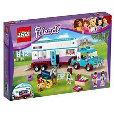 LEGO 41125 Friends Horse Vet Trailer  BRAND NEW