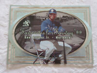 Skybox Ex Century 1999 Favorites For Fenway Ken Griffey Jr. Mariners 4 of 20 FF