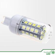Bombilla Mazorca LED G9 (Bi Pin) 36 SMD 5050 Blanco Puro 220V - Únicamente 7W
