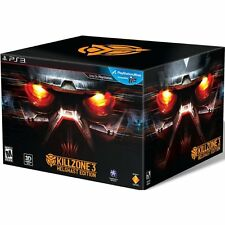 Killzone 3 Helghast collector édition 100% neuf emballé New sealed