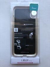 Goospery Mercury i Jelly Case Iphone X - Gold - Genuine - BNIB