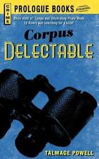 Corpus Delectable by Talmage Powell (2012, Paperback)