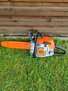 Stihl MS 171 Petrol Chainsaw, Used in Good Working Order
