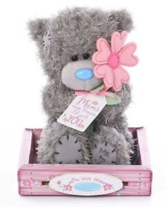 """NEW Me to You Tatty Teddy Bear """"If Mums Were Flowers I'd Pick You"""" Mother's Day!"""