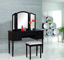 Bedroom Contemporary Vanities Makeup Tables