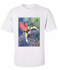 "LAPUTA-CASTLE IN THE SKY' Anime T Shirt 'All Sizes """