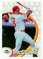 Mark McGwire #13 (1998 Topps TEK) Pattern 51, St. Louis Cardinals